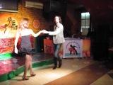 Хастл (эксклюзивный танец именинника, 25 марта 2012)